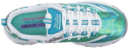 Skechers D'Lites-Made To Shine Mujer US 6.5 Multi
