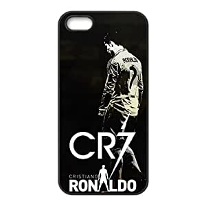 CR7 football player cristiano ronaldo Cell Phone Case for iPhone 5S