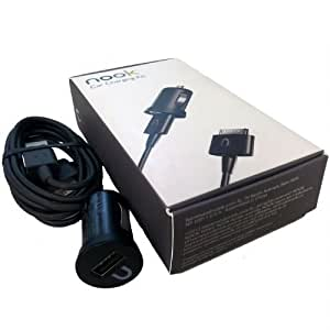Amazon Com Barnes Amp Noble Car Charging Kit For Nook Hd
