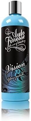 Auto Finesse Vision Glas Politur 500ml Vis500 Auto