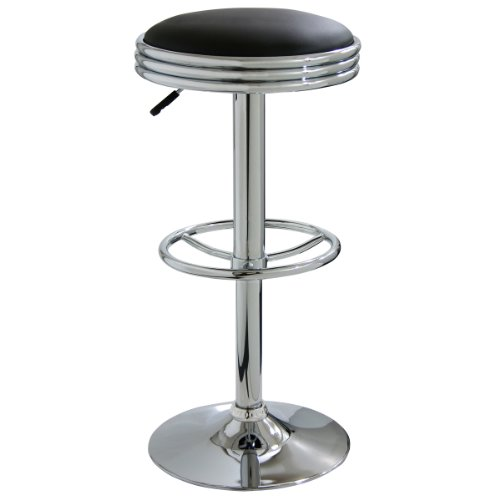 Retro Adjustable Bar Stools - 9