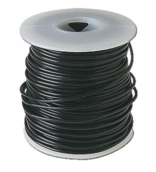 frey-scientific-581148-solid-conductor-pvc-coated-hookup-wire-22-gauge-100-length-black