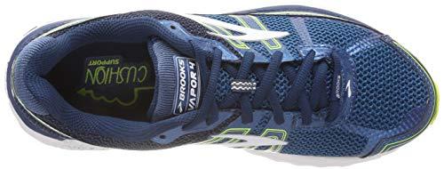 De Bleu Brooks 1d409 Chaussures navy 4 blue Homme nightlife Running Vapor qwwtfFYa