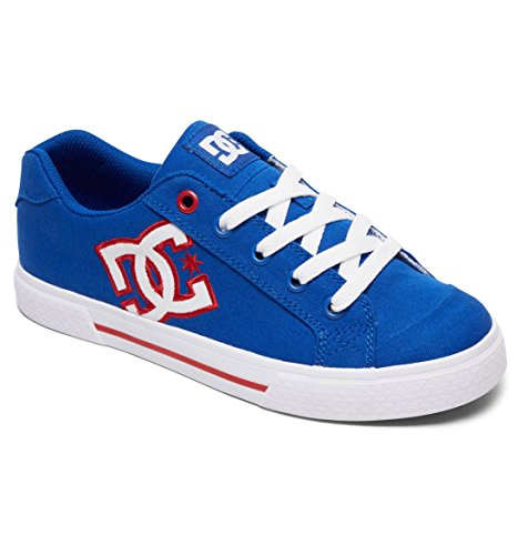 Dc Tx Shoes white Botas Chelsea Mujer Royal r8rCq