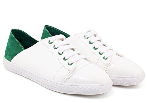 Bas 5 36 Femme Vert HiTime Green ASwqUPqY