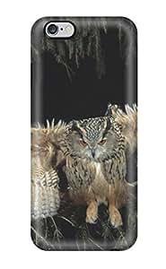 Excellent Design Owl Phone Case For Iphone 6 Plus Premium Tpu Case