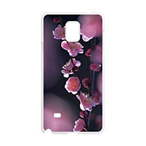 Cherry Flower Phone For Case Samsung Galaxy S4 I9500 Cover