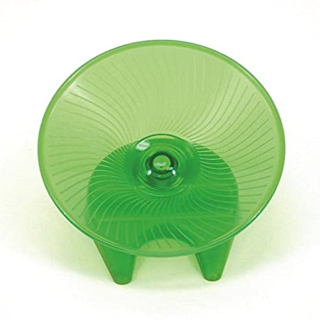 Ware Manufacturing Flying Saucer Exercise Wheel for Small Pets