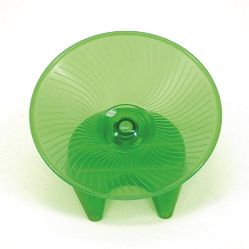 Ware Manufacturing Flying Saucer Exercise Wheel for Small Pets, 7