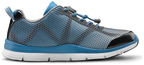Dr. Comfort Women's Katy Turquoise Diabetic Athletic Shoes by Dr. Comfort (Image #5)