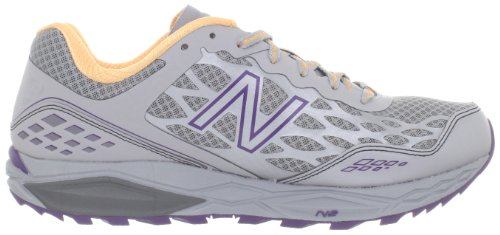 New Balance Womens Wt1210 Nbx Trail Shoe Argento / Viola