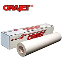 Orajet 3164 Printable Vinyl 15-Glossy Finish 1 Yard