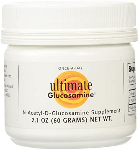 Wellesley Therapeutics Inc. - Ultimate Glucosamine - 2.1 oz/60g