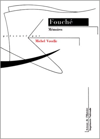 Livre Mémoires de Joseph Fouché,... epub pdf