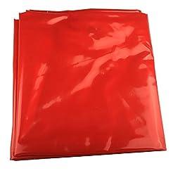 WELDFLAME 6'x 6' Orange Vinyl Welding Cu...