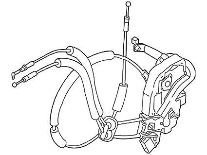 Amazon Com Nissan 80501 1aa0a Door Lock Actuator Motor Automotive