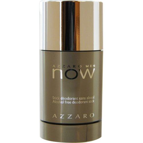 Azzaro NOW by Azzaro DEODORANT STICK ALCOHOL FREE 2.7 OZ ...