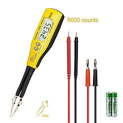 Digital SMD Meter Handheld Resistance Ca...