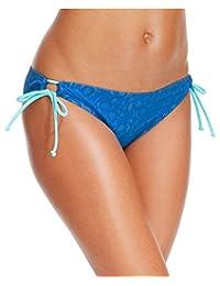 Raisins Junior's Crochet Side Tie Bikini Bottom