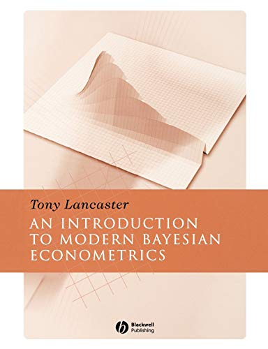 An Introduction to Modern Bayesian Econometrics