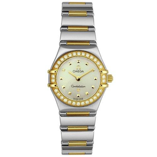 Omega Women's 1365.71.00 Constellation My Choice Diamond Mini Watch
