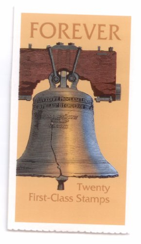 USPS Forever Stamps Liberty Bell, Booklet of 20 by USPS (Image #2)
