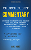 Church Pulpit Commentary (12 vol. Now In One)