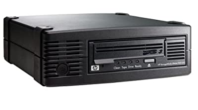 HP StoreEver LTO-3 Ultrium 920 SAS External Tape Drive, EH848B by HP