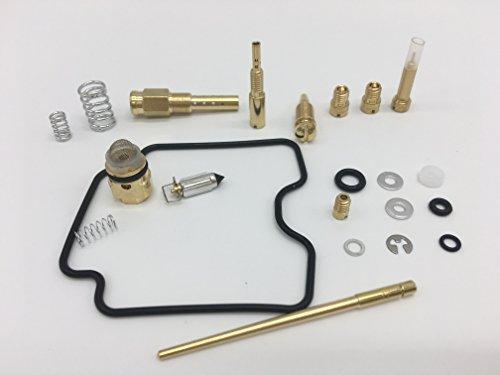 - Stout Fast New Carburetor Rebuild Kit Replace for 2003-2008 SUZUKI LTZ400 CARB/CARBURETOR REPAIR KIT Z400 03-221