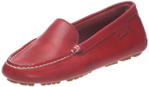 Aigle Longlake W Cr P433, Mocassini Donna Rosso (Rot (Red Ltr))