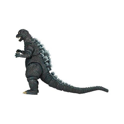 Godzilla 12 inch Head to Tail Action Figure Classic 1985 Godzilla