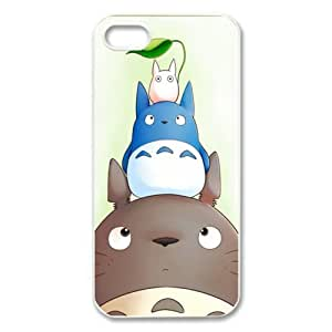 CTSLR Cartoon & Anime Series Protective Snap-on Hard Back Case Cover for iPhone 5 - 1 Pack - My Neighbor Totoro - 8 by Maris's Diary