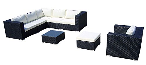 Amazon.de: Baidani Gartenmöbel-Sets 10c00006.00001 Designer Lounge ...