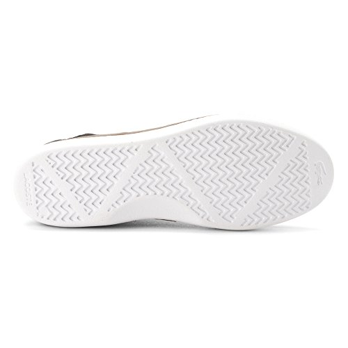 Lacoste Malahini Däck September Mode Sneaker Tillfälligt Sko - Mens Svart / Ljusbrun