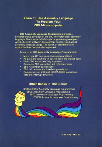 Download z80 assembly language programming pdf lance a leventhal.