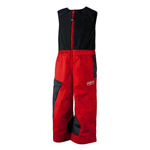 (Obermeyer Chill Factor Ski Bib Toddler Boys True Red)