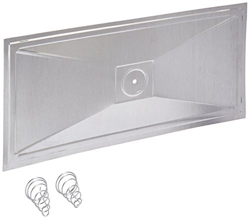 LL BUILDING PRODUCTS FVC 168 2PK Found Vent (Aluminum Foundation Vents)
