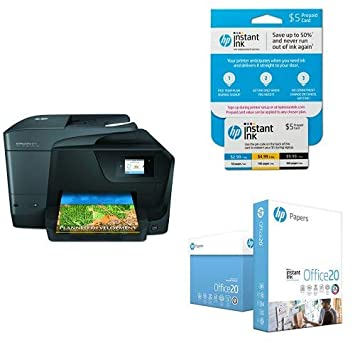 Amazon com: HP OfficeJet Pro 8710 All-in-One Wireless Printer with