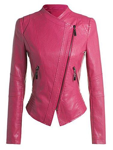 Hot Pink Jacket - 5