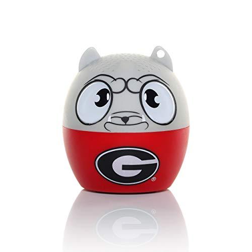 NCAA Bitty Boomer Wireless Bluetooth Speaker, Georgia Bulldogs