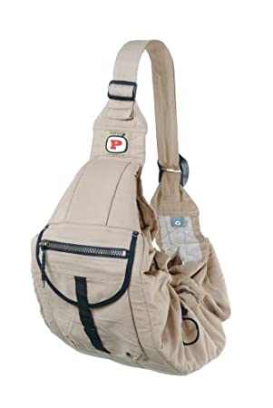0e9bb497f77 Premaxx Baby- Bag Sling Khaki  Amazon.co.uk  Baby
