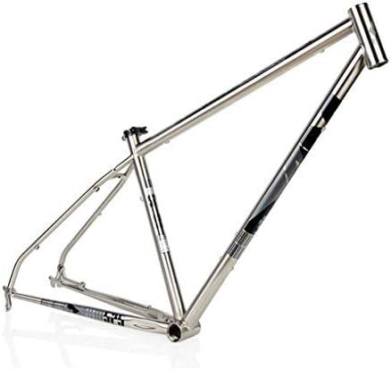 """SN 自転車フレームクロムモリブデンハイエンドスチールマウンテン弾性26 / 27.5""""高強度の錆 (Color : 16, Size : 26inch)"""