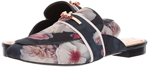 Chelsea Black Ted Baker Chaussures Femmes Loafer x4qvT