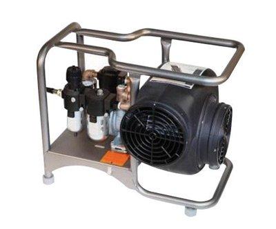 Air Systems SVB-A8 Pneumatic Air Powered Blower
