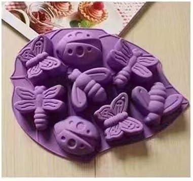 Nicebuty Stitch en silicone Moule /à g/âteau Moule /à chocolat Savon Moule /à dessin anim/é DIY Marzipans Outil