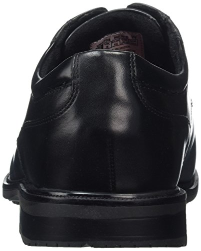 Rockport Essential Detail II Apron Toe, Scarpe Stringate Uomo nero