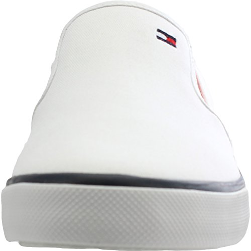 Tommy Hilfiger T3X4-00245-0034 White Textile Youth Trainers White