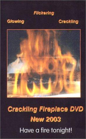 Crackling Fireplace DVD 2003