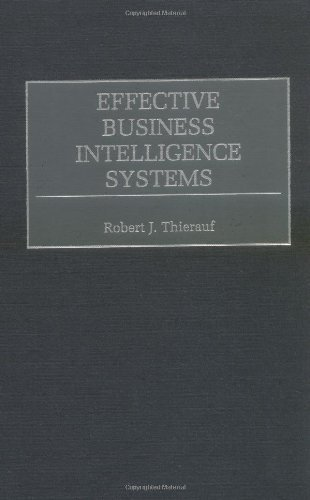 Download Effective Business Intelligence Systems Pdf