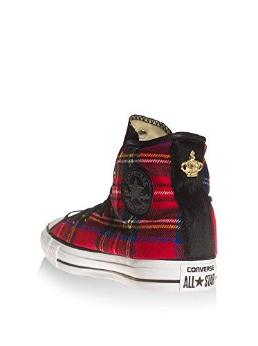 Converse Sneaker Alta All Star Hi Rosso EU 39